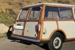 Innocenti Mini Traveler 1969