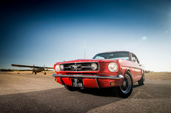 Ford Mustang coupé 1965