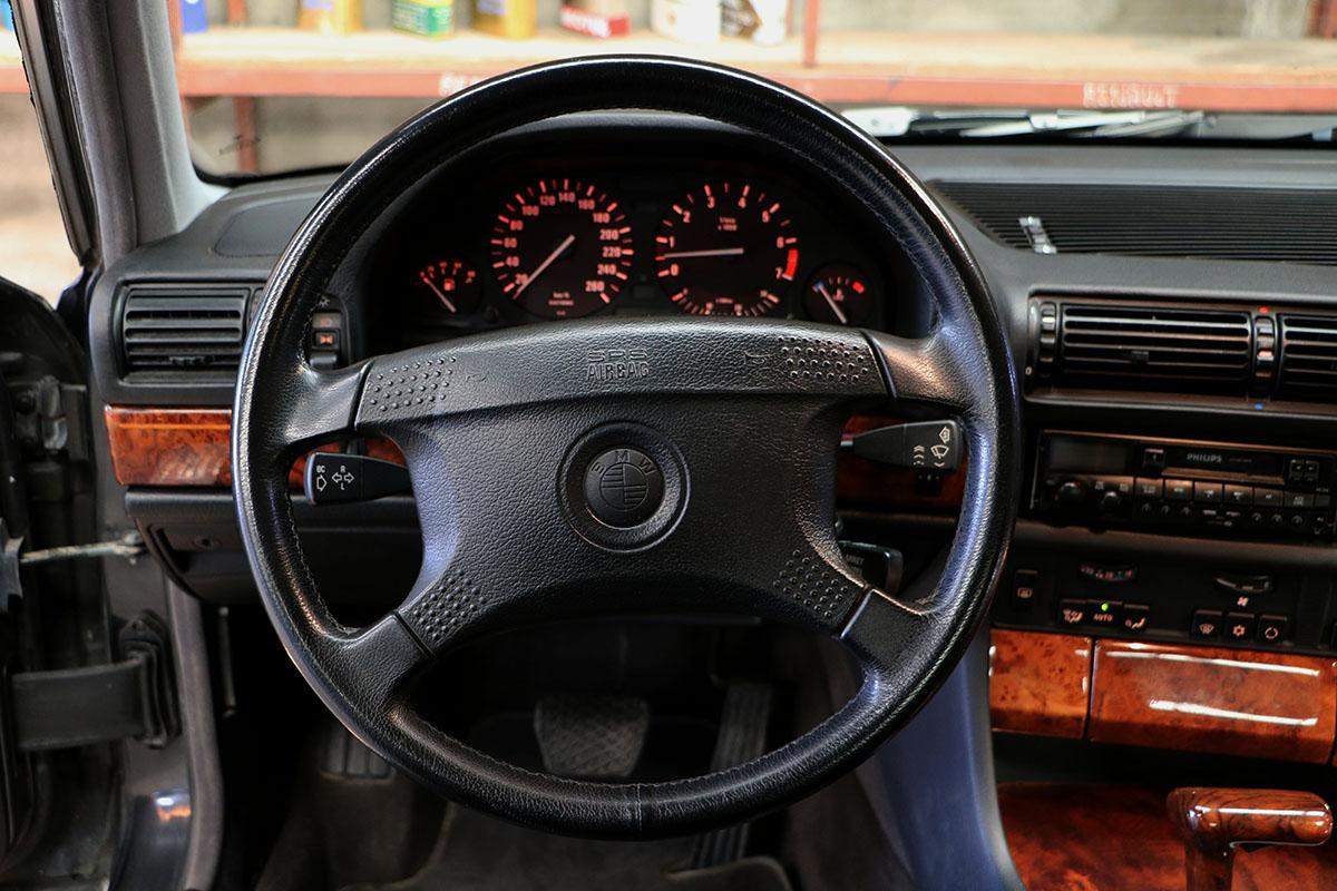 BMW 740i