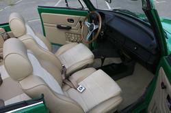 VW cox cabriolet 1303