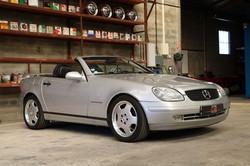 Mercedes SLK 230 kompressor