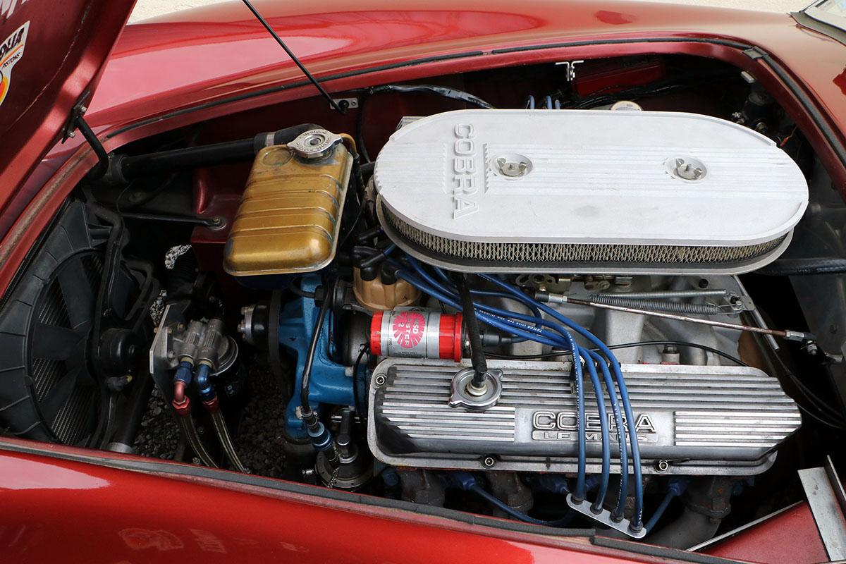 AC Cobra 427 Contemporary