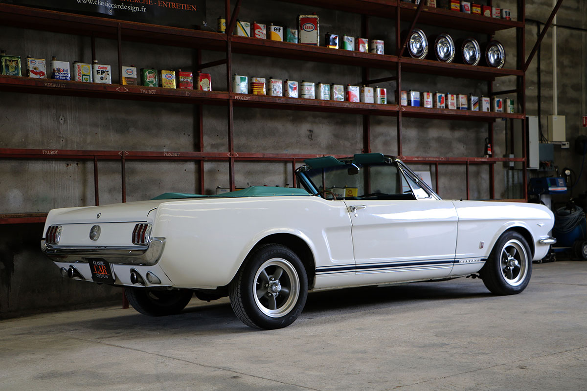 Ford Mustang cabriolet 1966