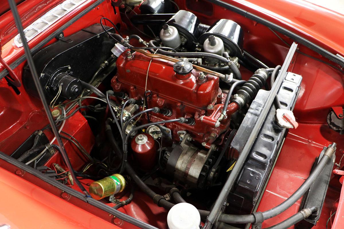 MGB mk2 1969