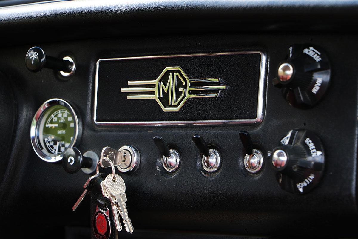 MGB mk1