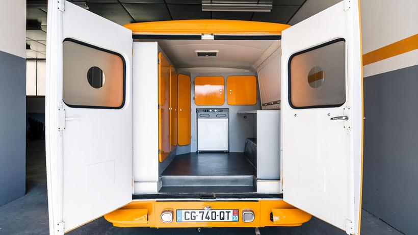 Office de tourisme mobile Alès agglo