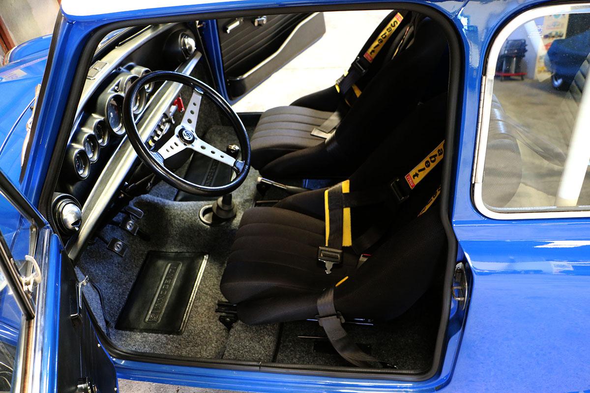 Innocenti Mini Cooper 1300