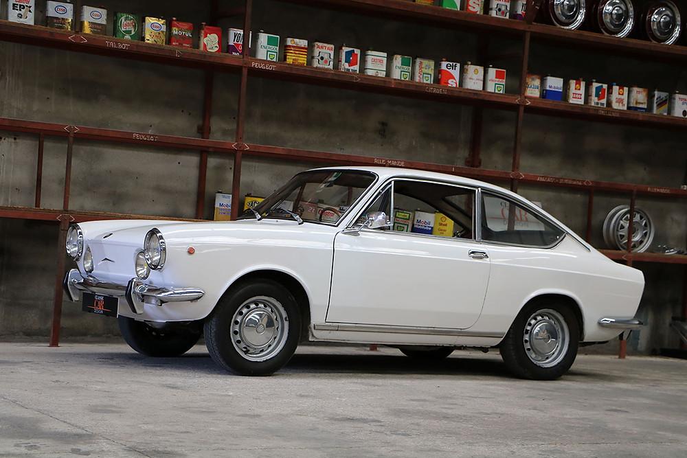 Fiat 850 Sport Classic Car Design