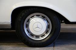 Mercedes 280 SE coupé 3.5