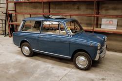 Fiat 120B Panoramica