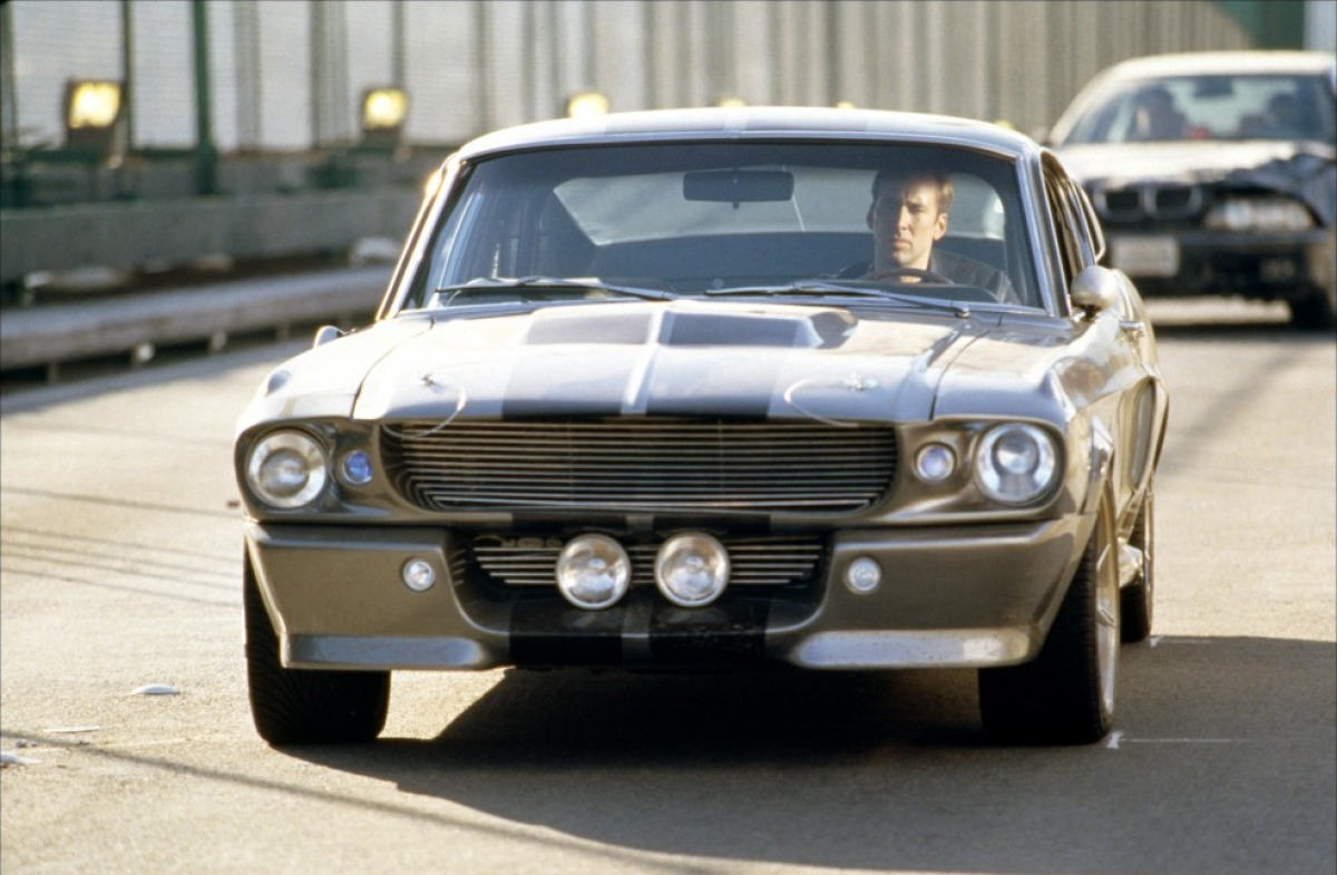 Ford Mustang Fastback Eleanor