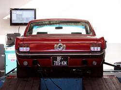 Banc de puissance Mustang 1965