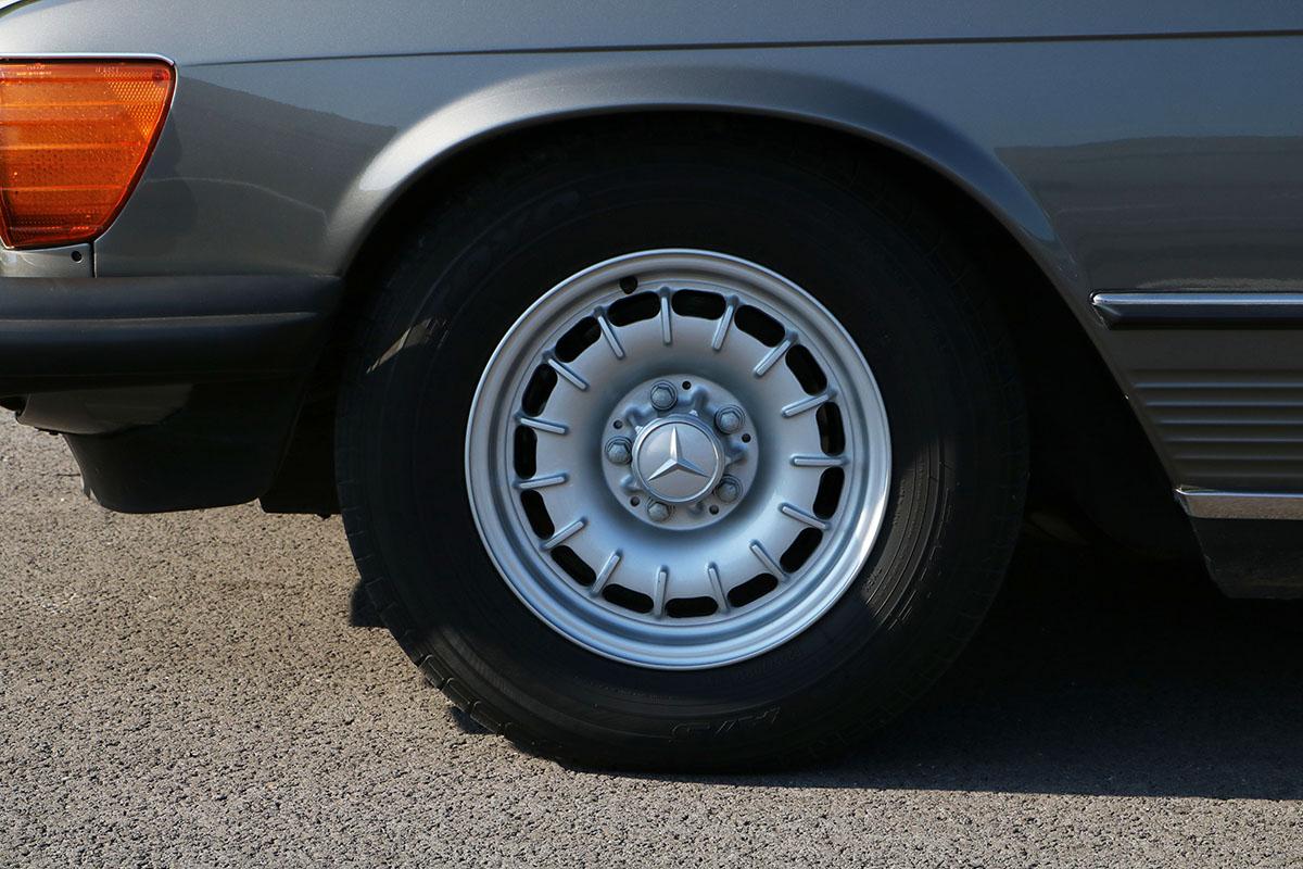 Mercedes 380 SL