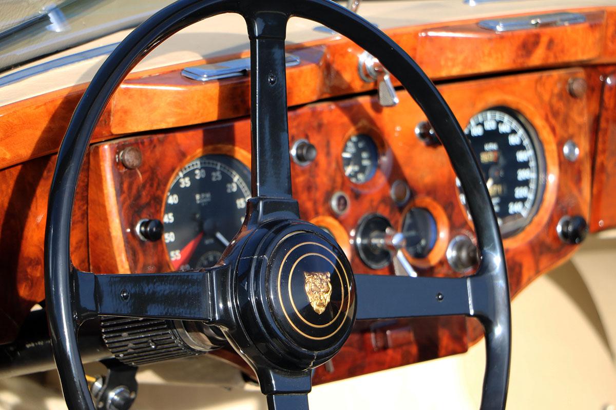 Jaguar XK 140 DHC