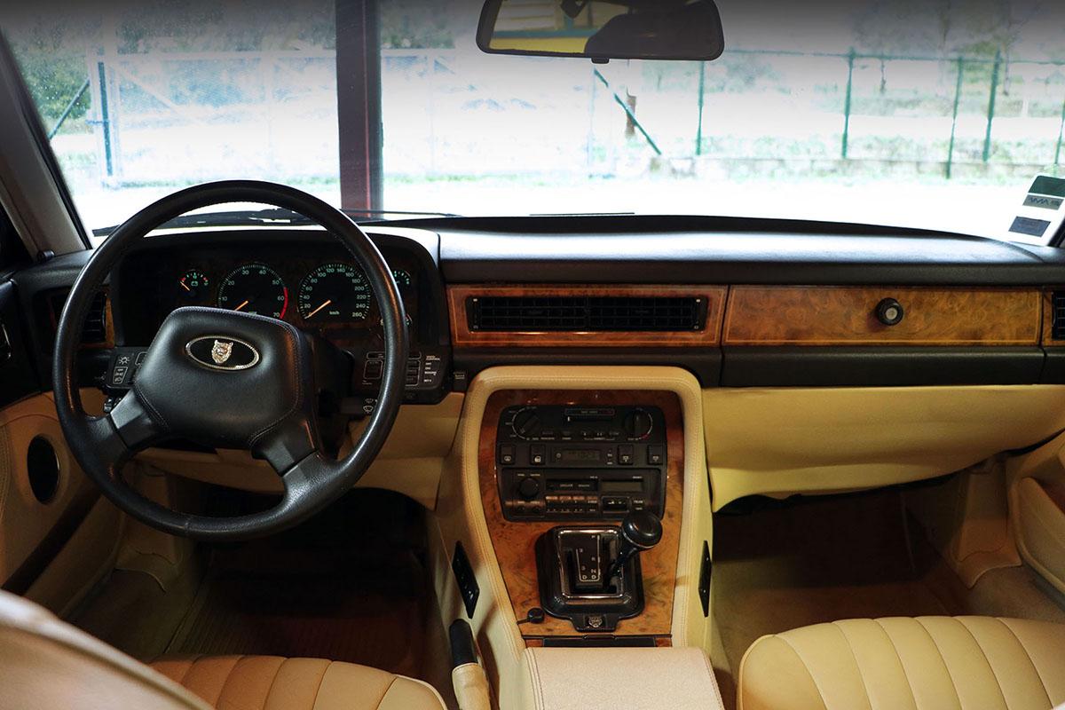 Jaguar XJ40 3.2 Sovereign