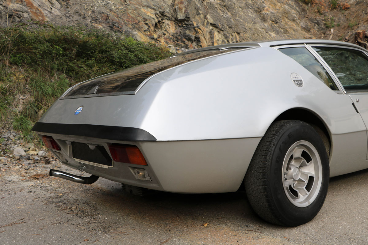 Alpine A310 1600 VE 1973