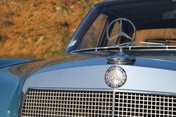 Mercedes 250 SE 1966