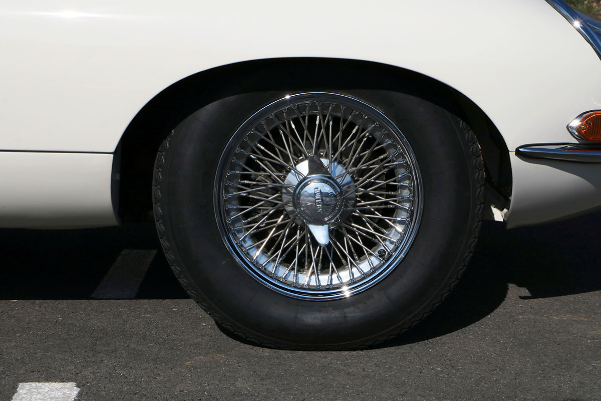 Jaguar Type E serie 1 3.8