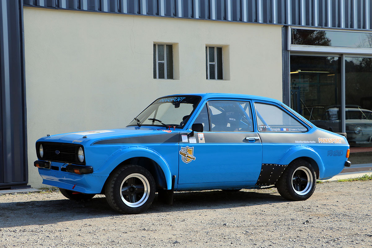 Ford Escort RS 2000 Gr2