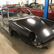 Porsche 911 backdating 2.5ST
