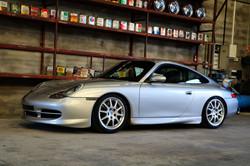 Porsche 996 GT3 Club Sport