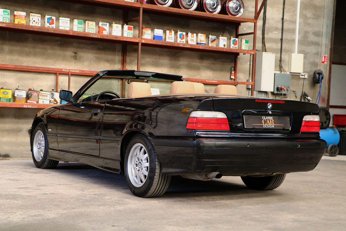 BMW 320 cabriolet E36 CCD