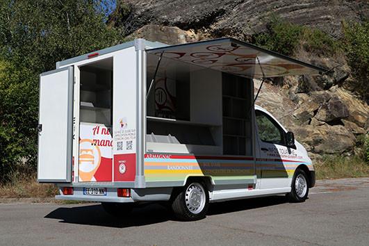 Office de tourisme mobile Gers