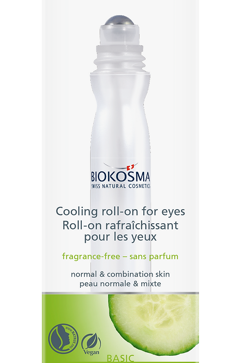 BASIC COOLING ROLL-ON FOR EYES (15ml)