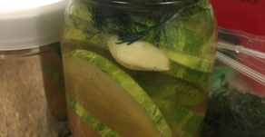 A Cucumber Makes a Better Pickle