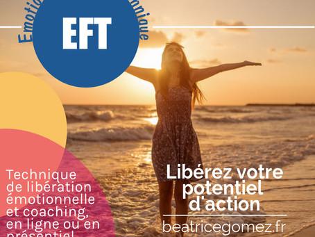 Testez l'EFT pour vous libérer