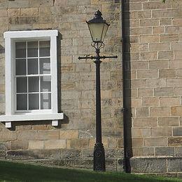 The Historic Lamp Posts
