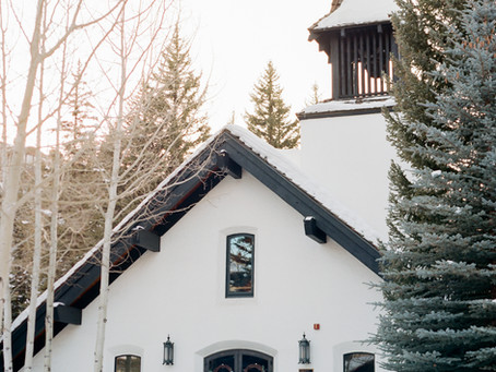 Top 7 Colorado Winter Wedding Venues