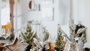 6 Budget Friendly Tips on Decorating Your Christmas (or Holiday) Table