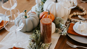How to Style Your Thanksgiving Day Table