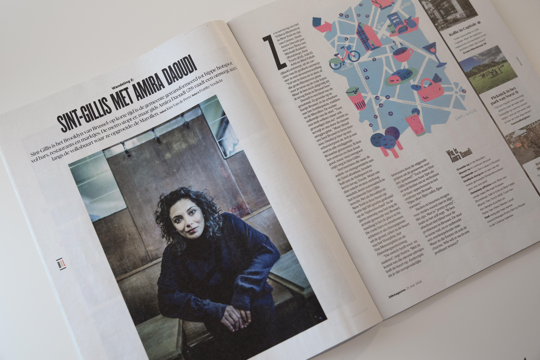 De Morgen Magazine (21 mei 2016)