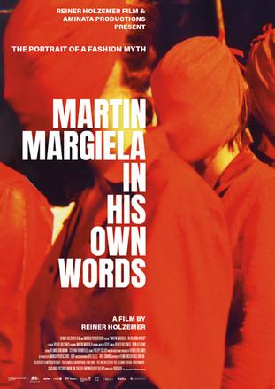 Film poster Martin Margiela