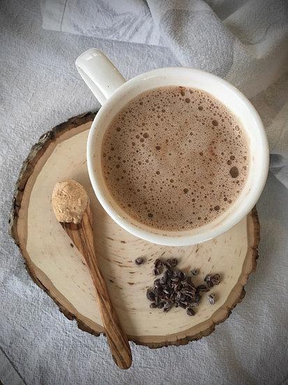 Morning Adaptogenic Hot Chocolate