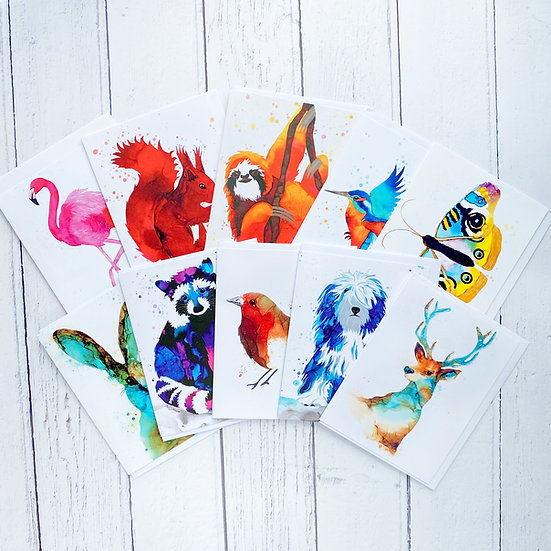 Greetings Card Packs