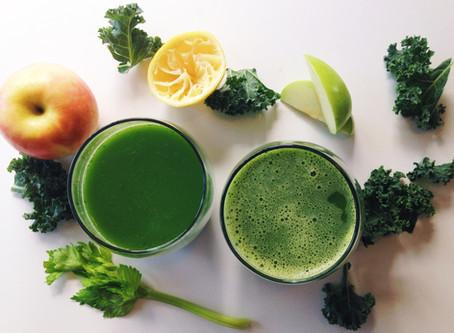 Green Juice Recipe + Alkalizing Tips!