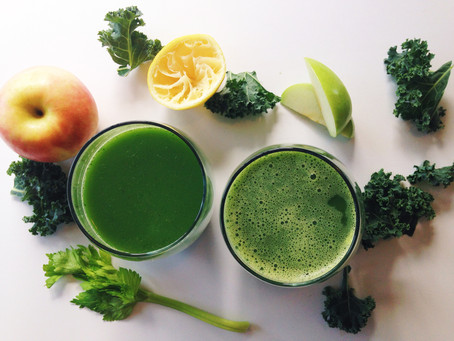 Green Juice Recipe + Alkalizing Tips!