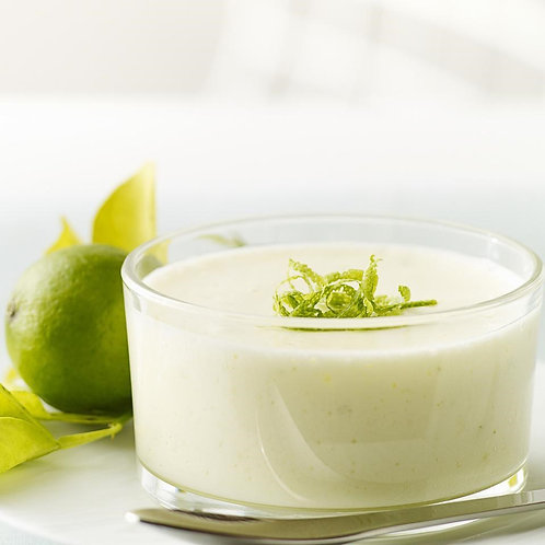 'Key Lime Pie' Mousse
