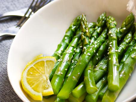 Asparagus with Ponzu Sauce