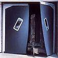 Impact doors