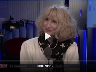 your 50's invité par la RTS / Forum des idées du 18 mai 2021