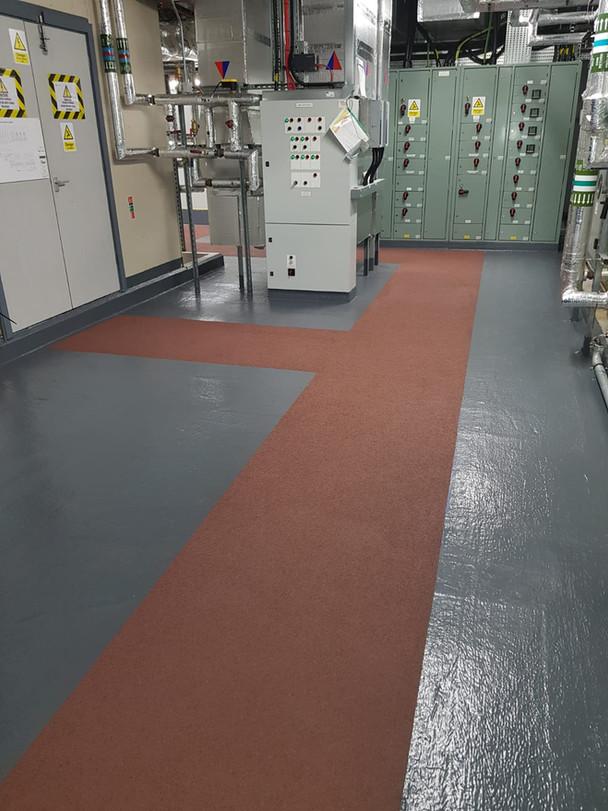Plant Room Waterproofing
