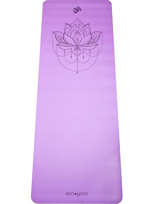 Коврик для йоги «Lotus Purple»