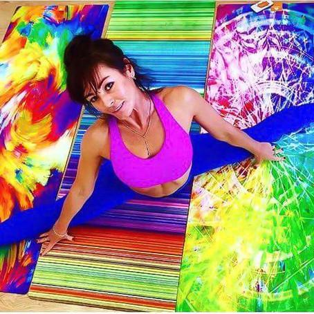 Марина Харина. Тренер по йоге, растяжке, гибкости.