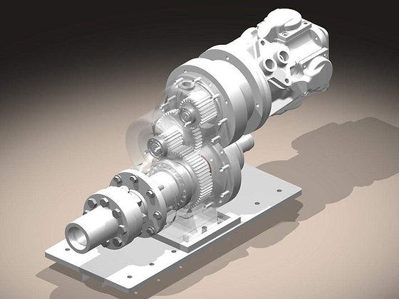 PWHRV-183 Rotator