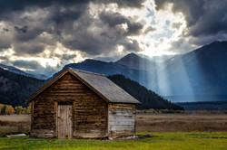 Barn at the Teton's