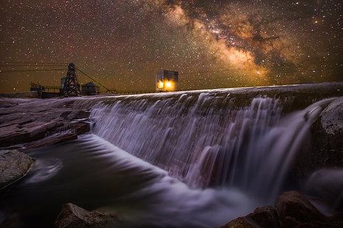 Pathfinder Dam, Wyoming
